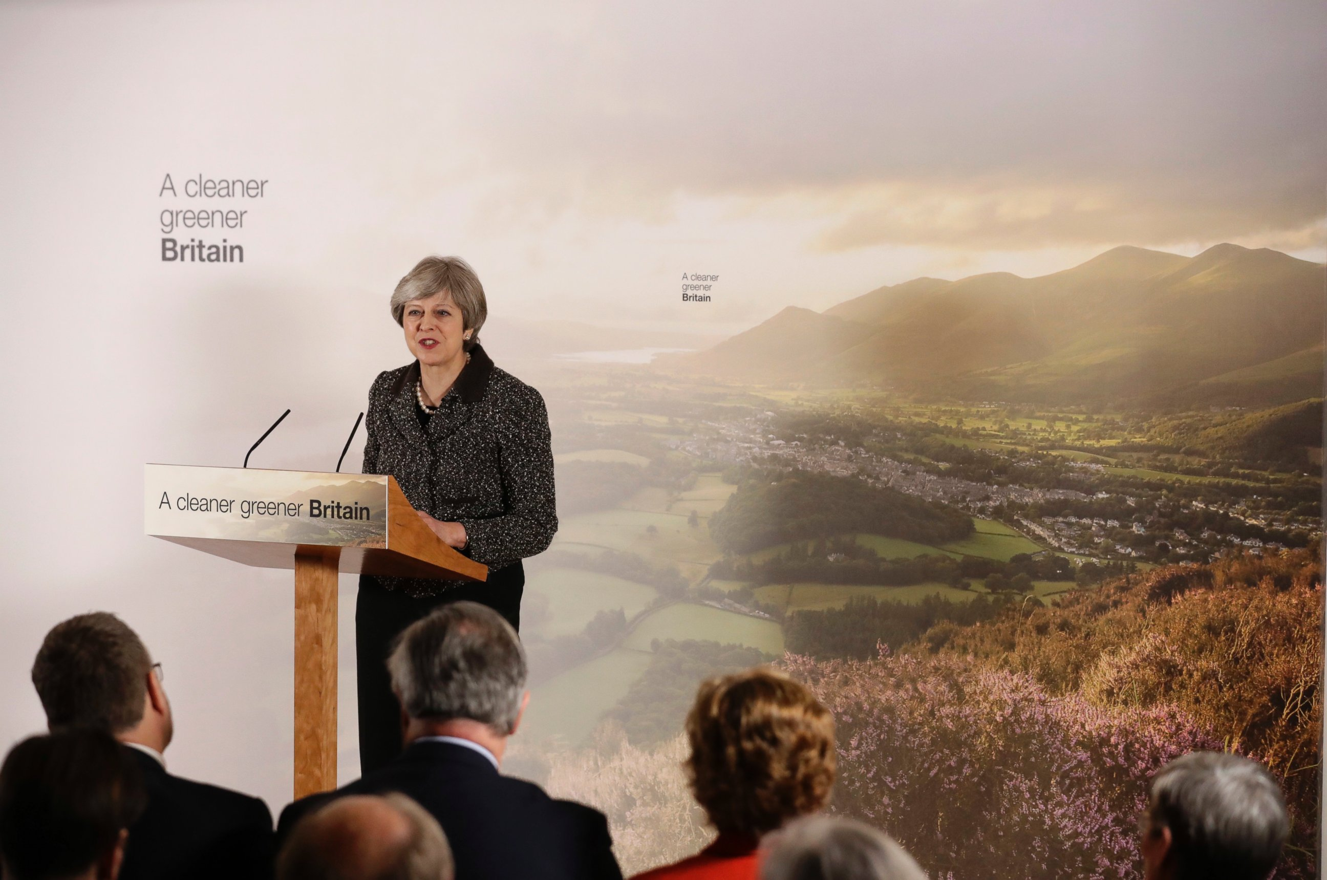 25 Year Environment Plan, Industrial Strategy white paper, environment and economy, Prime Minister Theresa May, UK Government, Britain, Green Brexit, Environmental groups, CSE, Global Certified Sustainability (CSR) Practitioner Program