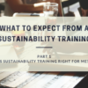Brussels Sustainability Training, CSR Training in Brussels, CSR Training in London, CSE's Sustainability Training in London 2020, ESG ratings, Circular Economy, Investors Relation, Fortune 500 companies, The Centre for Sustainability and Excellence (CSE)